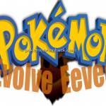 Pokemon Evolve Eevee