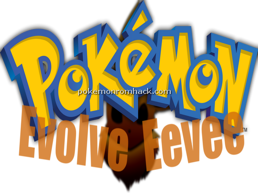 Pokemon Evolve Eevee RMXP Hacks