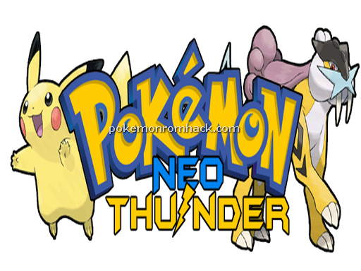 Pokemon Neo Thunder PC Hacks