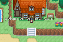 Pokemon Ultra Blaze GBA ROM Hacks