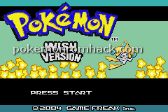 Pokemon Wish GBA ROM Hacks