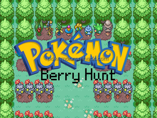 Pokemon Berry Hunt RMXP Hacks