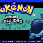 Pokemon Blu Idro