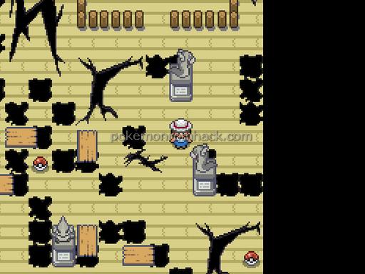 Pokemon Castaway RMXP Hacks