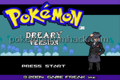 Pokemon Dreary GBA ROM Hacks