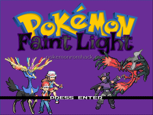 Pokemon: Faint Light RMXP Hacks