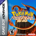 Pokemon FireRed Redux: Open World
