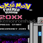 Pokemon Fire Red 20XX