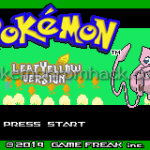 Pokemon LeafYellow