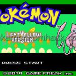 Pokemon LeafYellow
