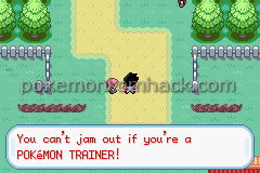 Pokemon LeafYellow GBA ROM Hacks