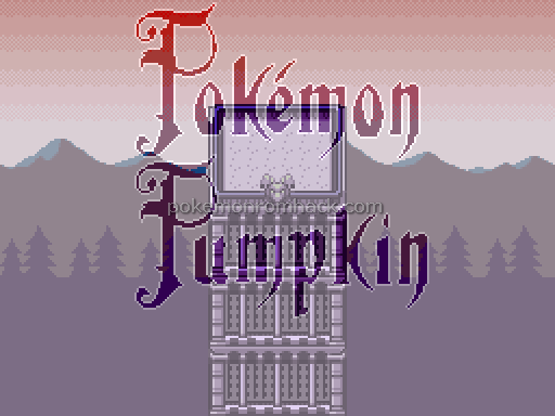 Pokemon Pumpkin RMXP Hacks