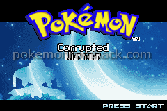 Pokemon: The Corrupted Wishes GBA ROM Hacks