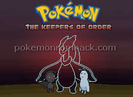 Pokemon: The Keepers of Order RMXP Hacks