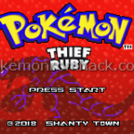 Pokemon Thief Ruby