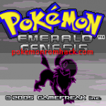 Pokemon Blazing Emerald