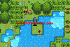 Pokemon Darkfire GBA ROM Hacks
