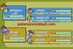 Pokemon Emerald Balanced GBA ROM Hacks