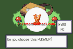 Pokemon Emerald Trashlocke Edition GBA ROM Hacks