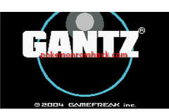 Pokemon Gantz GBA ROM Hacks