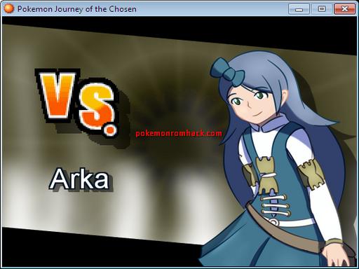 Pokemon Journey of the Chosen RMXP Hacks