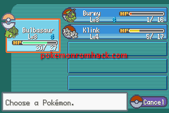 Pokemon Lotus GBA ROM Hacks
