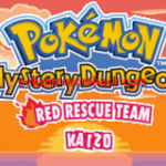 Pokemon Mystery Dungeon – Red Rescue Team Kaizo