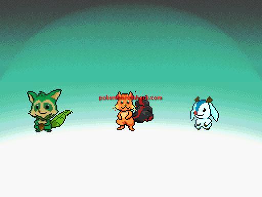 Pokemon Red Lion RMXP Hacks