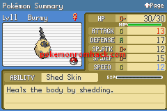 Pokemon Saffron GBA ROM Hacks