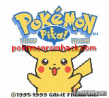 Pokemon Yellow Advanced 2019 GBC ROM Hacks