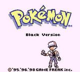 Pokemon Black GBC ROM Hacks