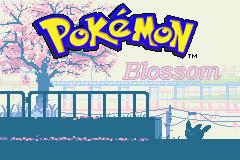 Pokemon Blossom GBA ROM Hacks