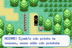 Pokemon DAVD Edition GBA ROM Hacks