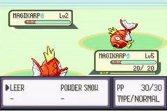 Pokemon Emerald: Mystery Magikarp Edition GBA ROM Hacks
