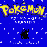 Pokemon Polka Aqua