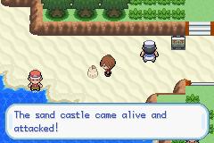 Pokemon Unbound Battle Tower GBA ROM Hacks