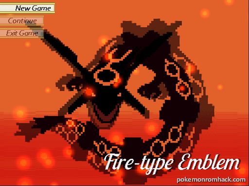 Fire-Type Emblem RMXP Hacks