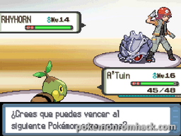 Pokemon Diamante: Desafio Sinnoh NDS ROM Hacks