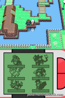 Pokemon Fusion Platinum NDS ROM Hacks