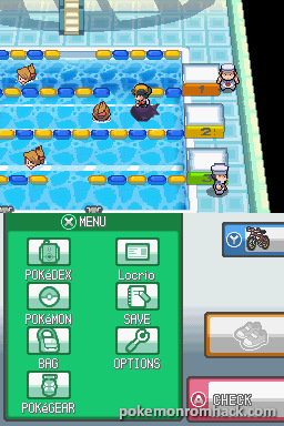 Pokemon Moon Silver NDS ROM Hacks
