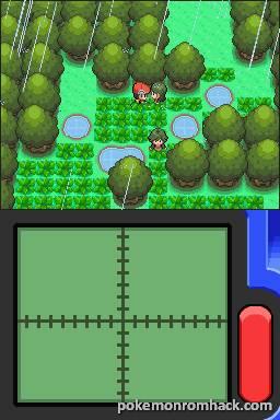 Pokemon Origin Platinum NDS ROM Hacks