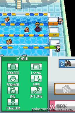 Pokemon Silver Yellow NDS ROM Hacks
