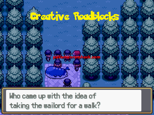 Just Another Pokemon Fan Game RMXP Hacks