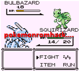 Pokemon Chari GBC ROM Hacks