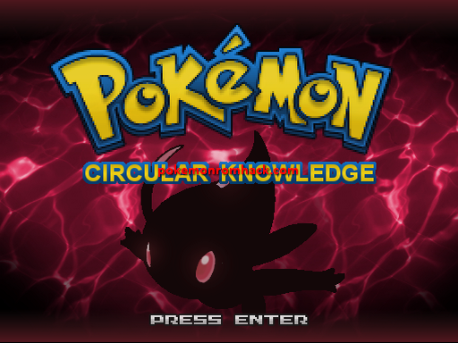 Pokemon Circular Knowledge RMXP Hacks