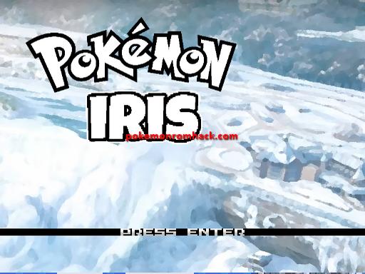 Pokemon Iris – Episode 1 RMXP Hacks