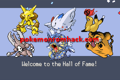 Pokemon Retrieved Firered GBA ROM Hacks