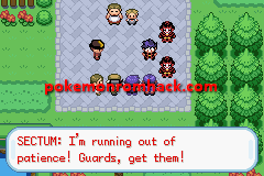 Pokemon Stigma Version GBA ROM Hacks