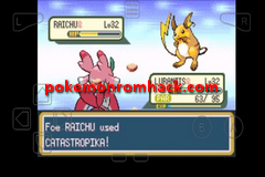 Pokemon Sun Red GBA ROM Hacks