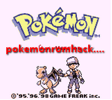 Pokemon Zard GBC ROM Hacks